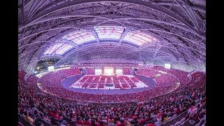 2017年2月18日新加坡八万人《玄艺综述》解答会看图腾视频